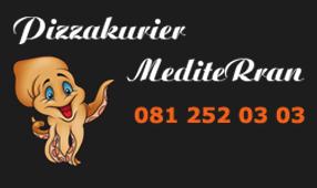 Pizzakurier Mediterran